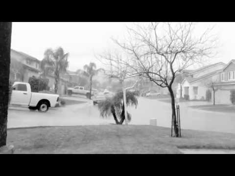 Actual Rain in Southern California!
