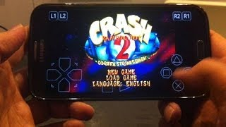 Gambar cover PlayStation 1 (PS1- PSX) on Android (with ePSXe,  PSOne PSX Emulator)