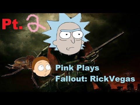 Pink Plays: Fallout: Rick Vegas Pt 2