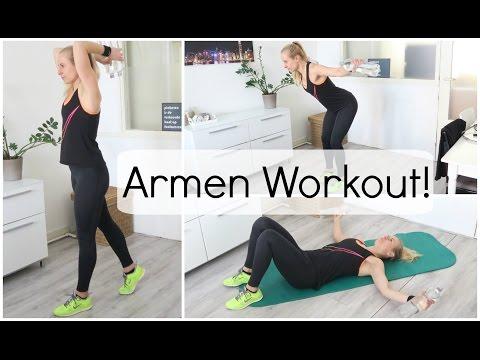 Thuis Workout: Armen,