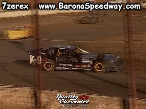 Unlimited Figure 8 Heat 1 Barona Speedway 6-17-2017