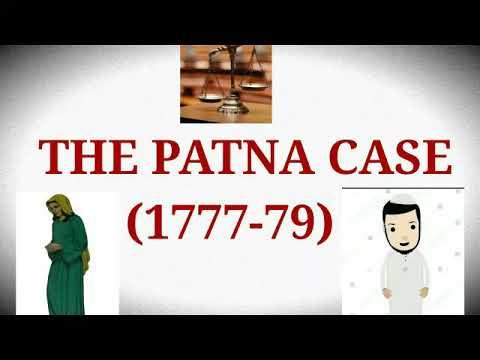 The Patna Case (with explaination)