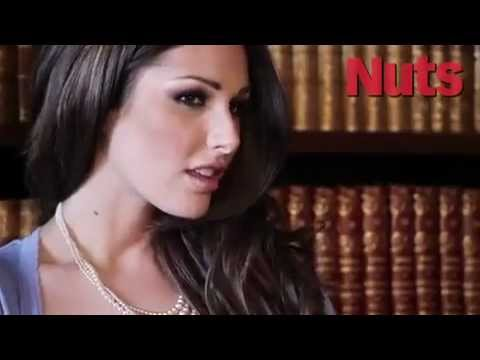 "Lucy Pinder Nuts Magazine ""Royal Wedding"""