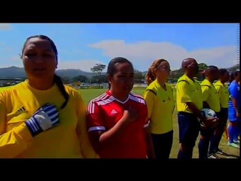 Pacific Games  2015 Football Samoa vs Tonga