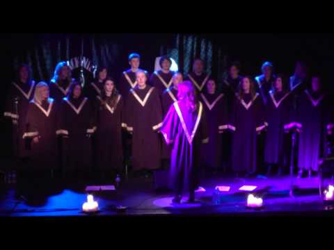 Be Brave & Believe (Shannon Gospel Choir Live in Dolans 17/4/2014)