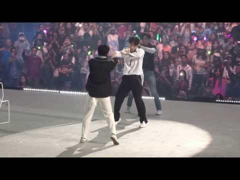 """JJ PROJECT """"TOMORROW, TODAY"""" @ KCON 2017 L.A. DAY 3 PT 37/55"""