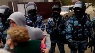 И пусть знают враги, мольба матерей принимается у Всевышнего!  Аресты в Крыму