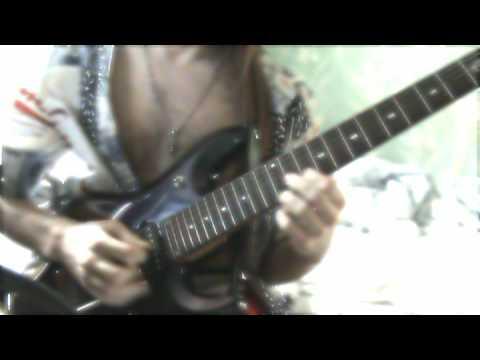 Psychedelic guitar