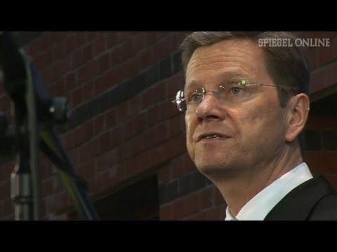 Wackelt Westerwelle? Ein Männerchor für die verunsicherte FDP - SPIEGEL TV