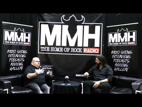 Alexander Milas Catches Up With DJ Adam Onslaught | Home OF Metal