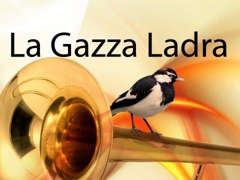 La Gazza Ladra, Rossini :: BSMO Ogíjares