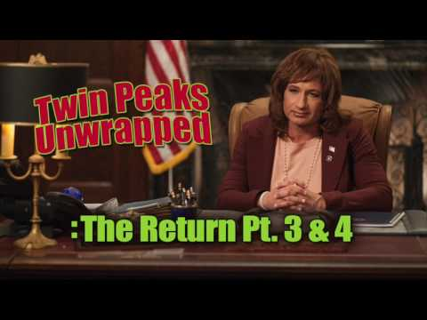 Twin Peaks Unwrapped 104: The Return Pt 3 & 4 and The Blue Rose Magazine issue 2 Preview