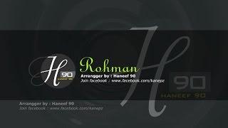 Karaoke Sholawat Rohman Ya Rohman plus lirik   H90   This Joy Mp3