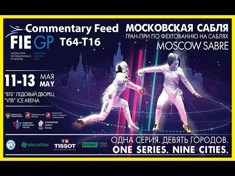 GP Women's Sabre Individual Moscow RUS 2018 - T64 - T08