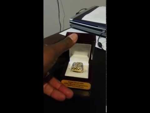 Replica Super Bowl Ring Review