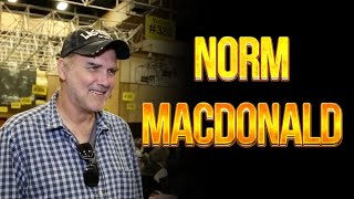 Norm Macdonald is Loving the World Series of Poker
