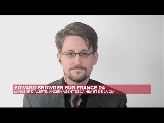 Entretien EXCLUSIF avec Edward Snowden: