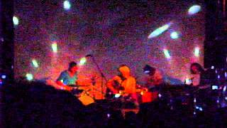 Steaming Satellites - Thought Transference - acoustic - Schikaneder, Wien, 2012-05-17