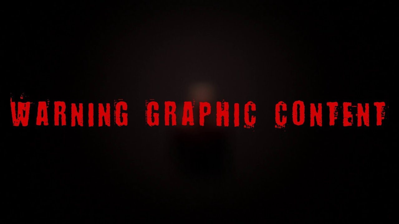 image gallery warning graphic
