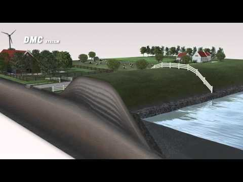 DMC (Dike Monitoring and Conditioning) - System