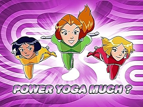 Totally Spies! Season 3 - Episode 22 (Power Yoga Much?)