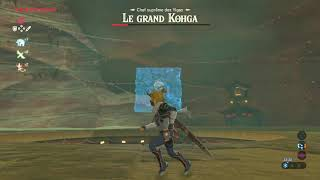 Le Grand Kohga - The Legend of Zelda : Breath of the Wild