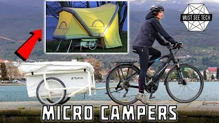 8 Micro Campers and Outdoor Accommodations: Entry Level Camping You Can Afford