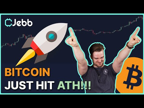 BITCOIN JUST HIT ALL TIME HIGH!!!!!!! WHAT HAPPENS NEXT WILL AMAZE YOU!