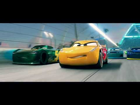 Cars 3 - Push Me To The Edge (Music Video)