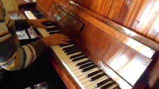 Helene et les garcons chanson (Элен и ребята) piano cover