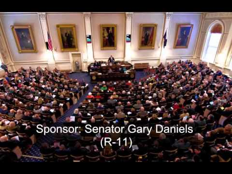 New Hampshire Senate public hearing  For COS Application SCR4