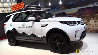 2018 Land Rover Discovery Experience Namibia Vehicle - Walkaround 2018 Paris M