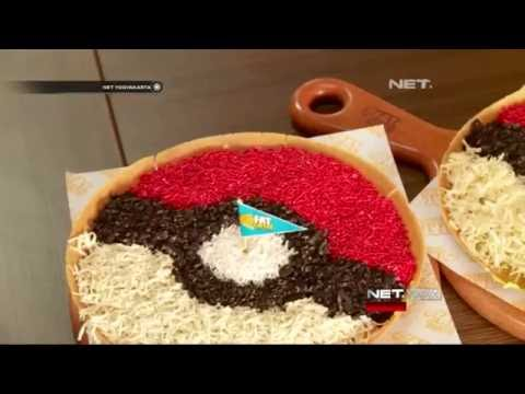 NET YOGYA - Martabak Pokeball Berkah Booming Game Pokemon Go