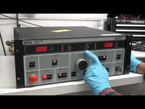 Advanced Energy MDX-5K Magnetron Power Supply #59544