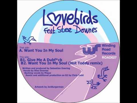 Lovebirds feat. Stee Downes - Give Me a Dubf*ck Mp3