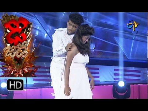 Dhee Jodi - Sanketh & Priyanka Performance - 6th July 2016- ఢీ జోఢీ
