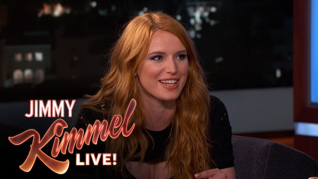 Bella Thorne on Woody Harrelson & Christian Bale - YouTube Christian Bale