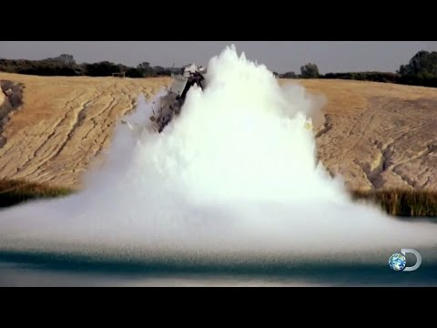 Blow It Out Of The Water | MythBusters