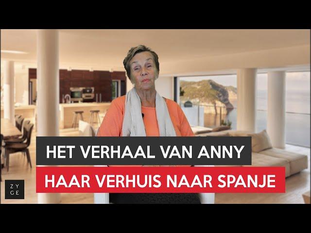 Het verhaal van Anny, verhuizen naar Spanje op je 70ste