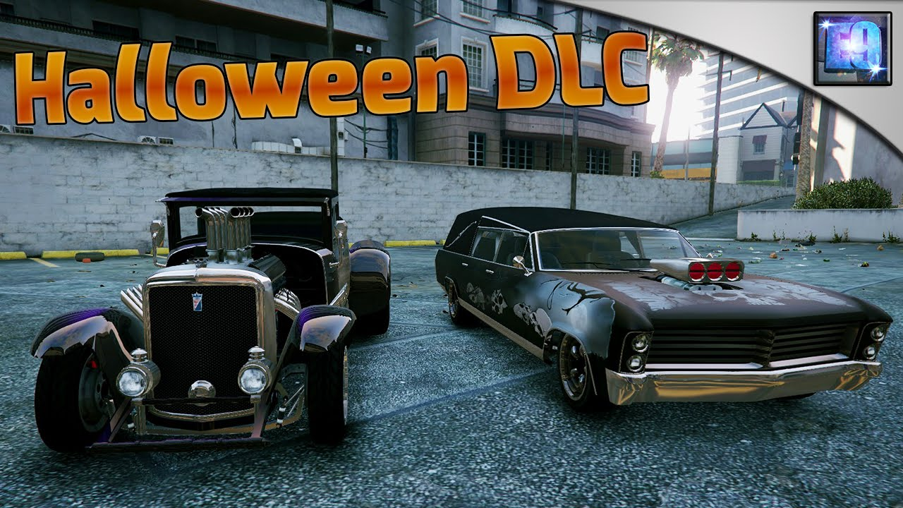 GTA 5 PC | Halloween DLC Leaked Cars customization and prices ...