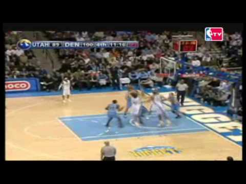 Marcus Camby BLOCK MIX by LONGER