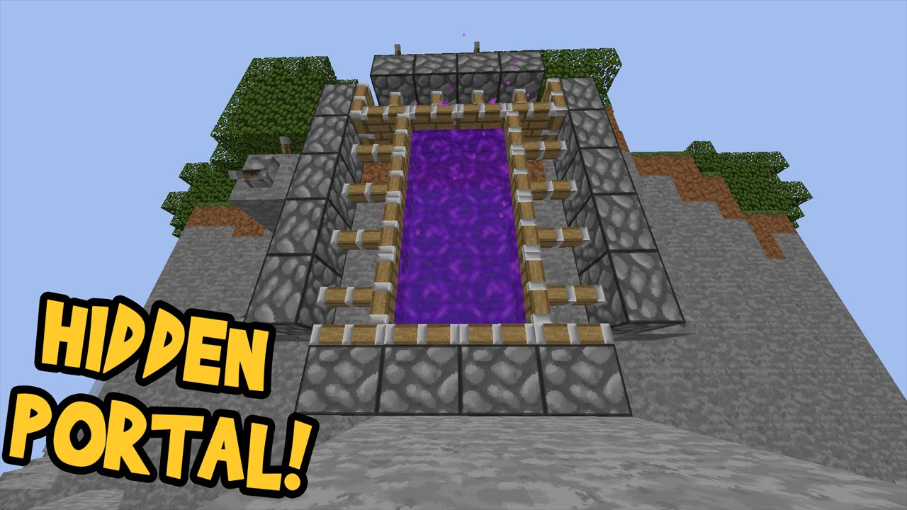 minecraft end portal how to make