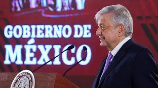 Presentación del plan de rescate a Pemex. Conferencia presidente AMLO