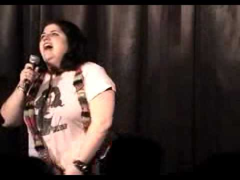 Rakefet Abergel LIVE at The Comedy Store 2006