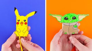 FUNNY AND FAST DIY IDEAS FOR YOU
