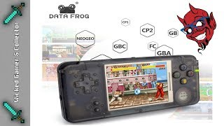 Data Frog Store - Ultimate Retro Game Multi Game Handheld System