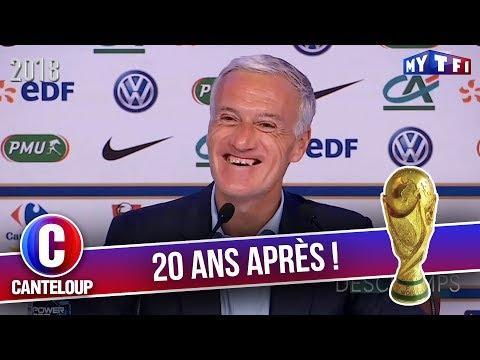 """Imitation de Didier Deschamps - """"Je vais bien vieillir !"""" - C'est Canteloup"""
