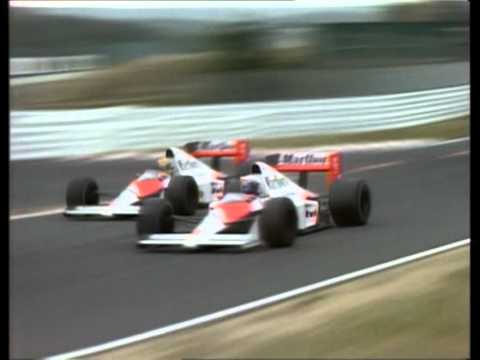 Susuka Japan 1989- Senna or Prost ?