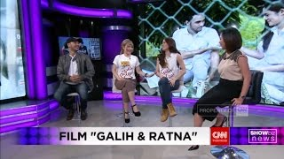 Showbiz News  Interview Galih & Ratna