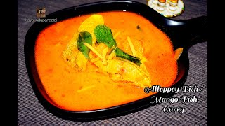 Alleppey Fish Curry  Mango Fish Curry  Traditional Kerala Style Fish Curry